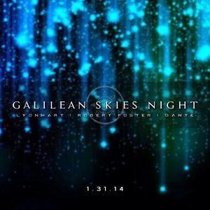 LyonHart Presents Different Dimensions LIVE @ Galilean Skies Night - January 2014