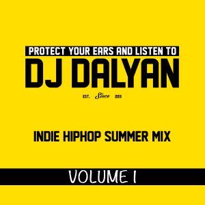 Indie HipHop Summer Mix - Volume 1