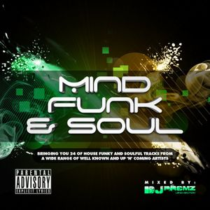 DJ Premz presents - Mind, Funk and Soul Volume 1