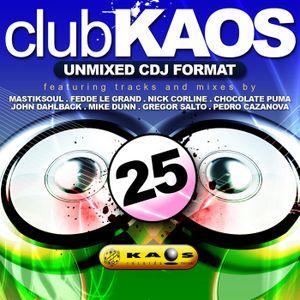 Mixed Kaos - Volume 25