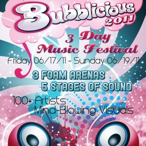 Exothermic at the Atlanta Bubblicious Festival 2011-06-18