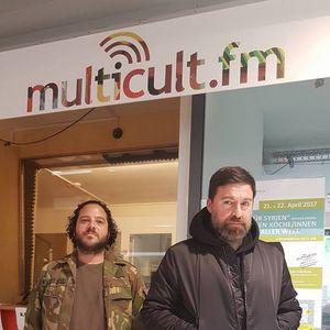 "Radio Kanaka Intl Special ""10 Years HIPHOPDONTSTOP ""6.5.17 on Multicultfm Berlin"