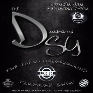 LDNFM.COM - DJ DANGEROUS SY THE CHRISTMAS RADIO SHOW -