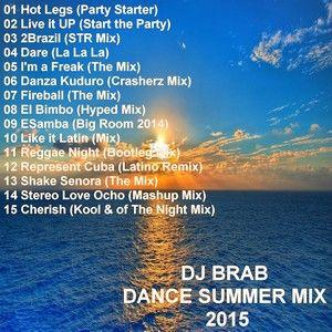 DJ Brab - Summer Dance Mix 2015