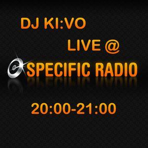 KI:VO Live @ Specific Radio: Thursday Party Set