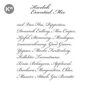 Kwebek - Essential Mix