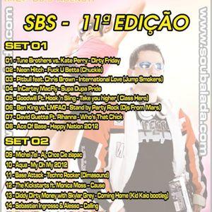 Sou Balada Sessions 11 - Dj Heleno Vasquez