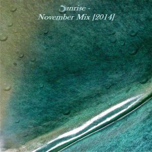 Sunrise - November Mix [2014]