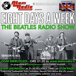 Eight Days A Week / season 4 - #23 (20.02.2019) - SPECIALE LIVE SHOW