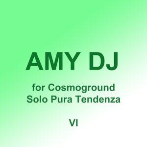 AMY DJ - RADIO DJK SHOWCASE for Cosmoground 6 - Stefano Amicucci