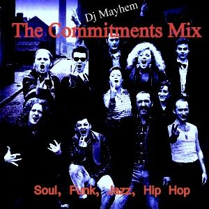 The Commitment mix