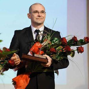 Uniwersytecka Rozmowa Tygodnia - Dr Sławomir Kulesza - laureat Plebiscytu Belfer 2012