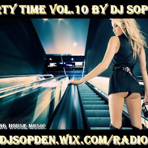 Party Time Vol.10 by Dj Sopden