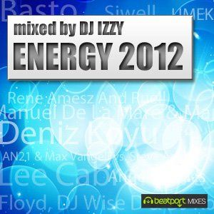 DJ IZZY - ENERGY 2012   OFFICIAL  