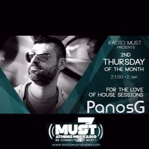 For the Love of House Sessions #5 - Radio Must Athens(PanosG Radioshow)
