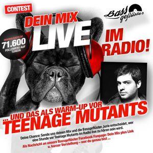 Melly Lou - Bassgeflüster Mix Contest (minimalradio.de)