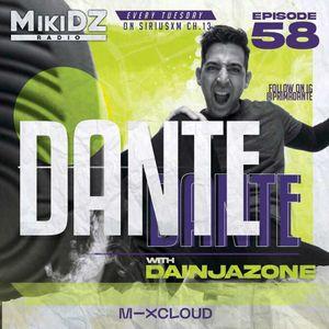 MikiDz Radio April 6th 2021 ft Dante & Dj Dainjazone