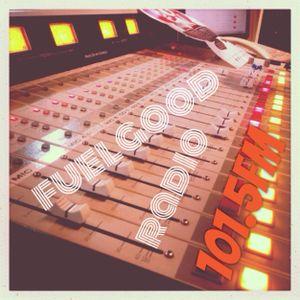 fuelgoodradio, 03.15.12 live on-air