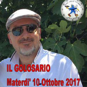 IL GOLOSARIO - 10 Ottobre 2017 con Gianluca Gabanini
