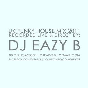 UK Funky House Mix 2011 (Live from Youtube)
