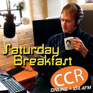 Saturday Breakfast - @CCRSatBreakfast - 25/02/17 - Chelmsford Community Radio