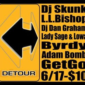 6-17-2011 DJ ADAM BOMB live@ PRIMERDOME DENVER
