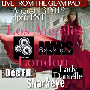 """Europa Productions- Live From The Glam Pad: """"Deep Grooves"""" Part 1"""