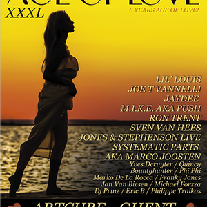 6 years age of love @ Ghent