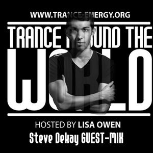 Trance Around The World With Lisa Owen Episode 092 p/t2 STEVE DEKAY
