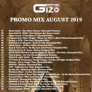 Promo Mix August 2019