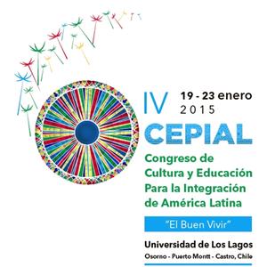 Gladys de Souza Floriani en el Contexto de CEPIAL 2015  organizado por CEDER @udeloslagos