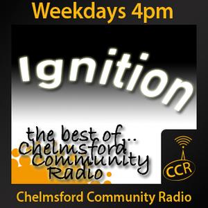 Ignition - @CCRIgnition - 01/09/15 - Chelmsford Community Radio