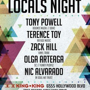 Tony Powell - Live at West Coast Soul - April 13, 2013