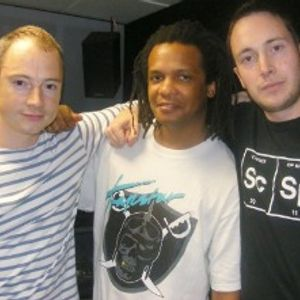 Friction and SP:MC - BBC 1Xtra 03 08 2011