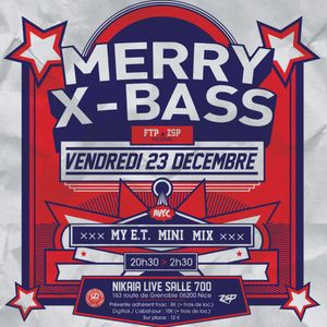 My E.T. Merry X-Bass minimix