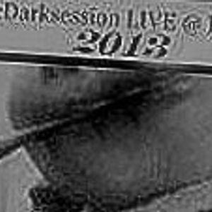 Flinpelle & Darksession Live@RadioUlvsmygen2013