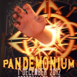 Da Machinery @ Pandemonium 2012 (Warming Up Set)