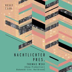 Thomas WSKI - Nachtlichter Promo Mix