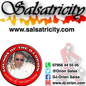 Salsatricity Mix