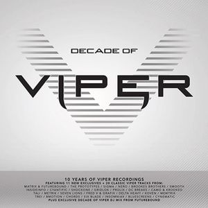 Various Artists - Decade of Viper (Mixed by Futurebound)