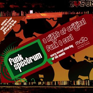 Funk Spectrum. A taste of what's to come event promo mix....