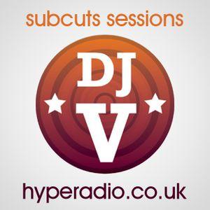 DJ V - HYPERADIO.CO.UK - 26/08/13 - DRUM & BASS