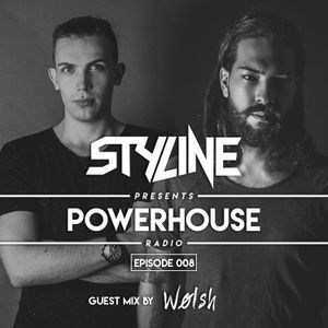 Power House Radio #8 (Wolsh Guestmix)
