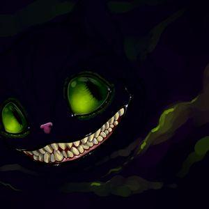 Into Cheshire Cat's Eye
