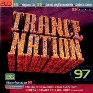 Trance Nation '97 (Vol 10) Mixed by Shahin & Simon