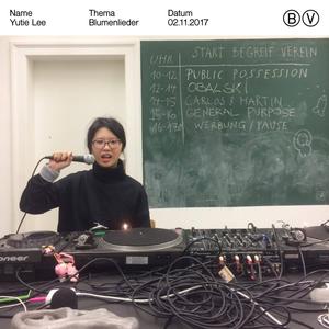 """Begreif Verein: Yutie Lee """"Blumenlieder"""" – 02.11.2017"""