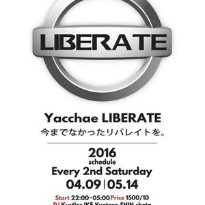 "LIBERATE WEEKLY MIX VOL62""2007""MIXED BY SHOTA"