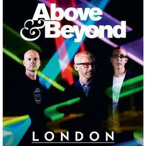 Above and Beyond - Live @ Oval Space (London, UK) - 03.08.2012