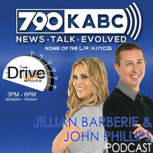 The Drive Home with Jillian Barberie and John Phillips - 11/15/2018 - 4pm