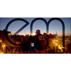 EM Mag Rooftop Soiree Launch Party Set